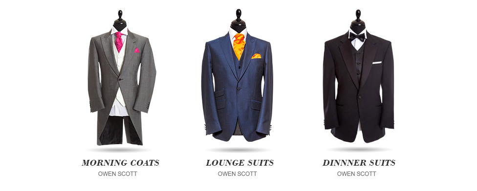 Groom Wedding Suit Hire, Huddersfield & Leeds - Owen Scott - Owen ...