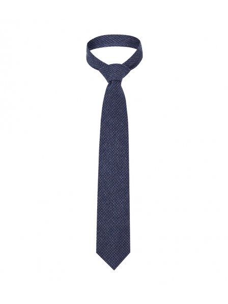 Blue Tweed Tie 36