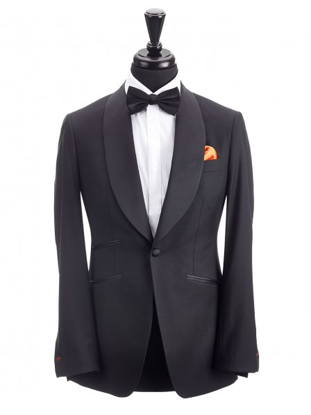 Black Dinner 2pc Suit
