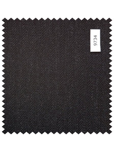 Charcoal Narrow Grey Herringbone